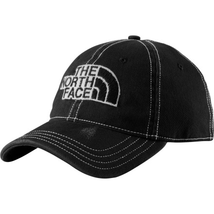 Sports Drop The North Face Reflex Hat on your head. This stylish hat keeps the sun from burning your nose. Which works out well, especially if you spend all day playing in the mountains while your girlfriend is studying skin cancer in a cold, dark, windowless laboratory somewhere on campus. - $29.95