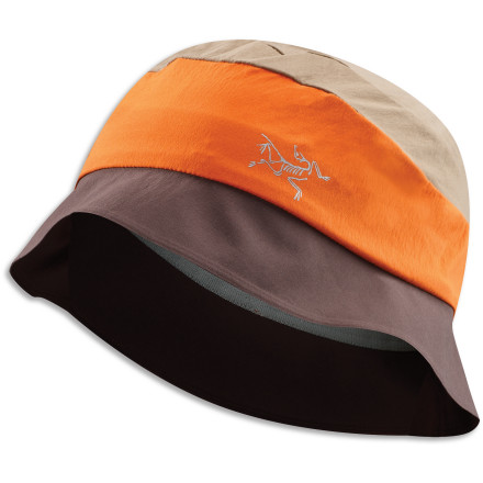 Camp and Hike As the sun peeks over the red rocks during your desert hike, pull the Arc'teryx Sinsolo Hat out of your pocket and block the UV radiation from burning your sensitive scalp as it climbs in the sky. - $38.95