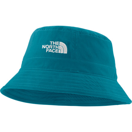 With The North Face Triple Buckets Hat on your head and a dab of zinc on your nose, you're ready to take on summer. - $29.95