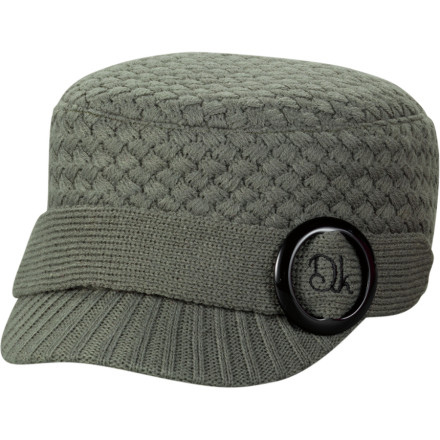 Climbing Climb under the DAKINE Samantha Hat, and let it take you all over the world. The Samantha gives you a look of distinction and experience that makes it more believable when someone mentions a far-off place, and you lie about having been there. - $20.96
