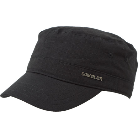 Surf What do you think of when you see the word 'marauder'' We think of two things. 1) The Quiksilver Marauder Military Hat. 2) An old guy who lives on the streets of Boone, NC who sells stories for a living and (reputedly) eats cats. - $26.00