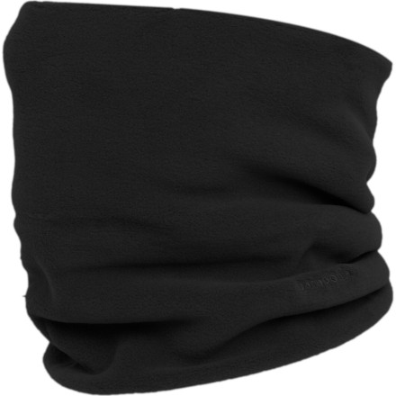 Entertainment You know what's sweet about the Patagonia Micro-D Neck Gaiter' Besides the 85%-recycled polyester two-layer fabric' The tube construction. It means no side seams so it's fuzzy-soft all the way around. - $17.40