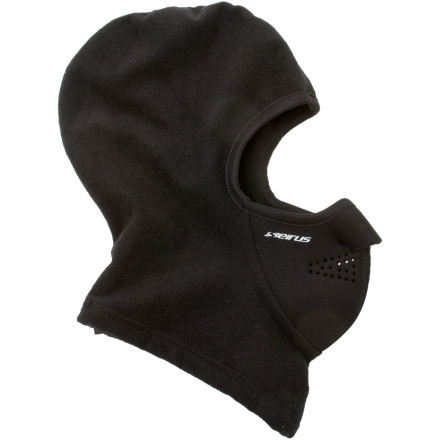 Ski The Seirus Combo Clava functions as a hood, face mask, and neck warmer all in one. Wear this technical balaclava the next time wind and driving snow threaten to make your day of skiing miserable. Seirus uses four-way stretch Polartec fleece in the main body of the combo clava and hard faced Neofleece in the facemask for extra wind resistance. - $25.95