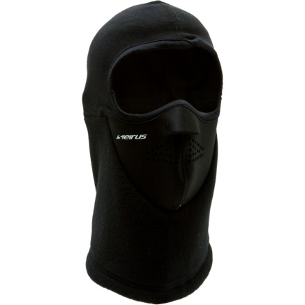 Ski Need a hood' Facemask' Neck warmer' Get the all-in-one with the Seirus Combo TNT Headliner, and get back outside in the cold. - $19.76