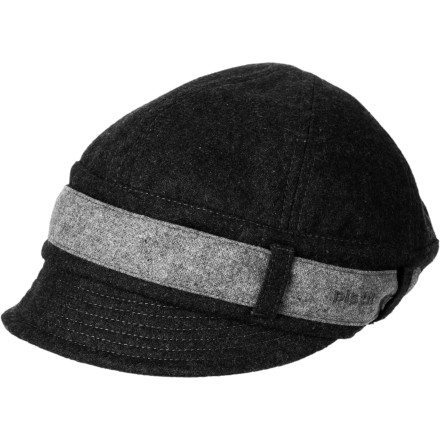 Military hats are so two years ago; sophisticated ladies these days are wearing the Pistil Women's Parker Hat. This super-comfortable linen-lined cotton cap wiht an elastic back brings an extra dash to any warm-weather outfit. - $31.95