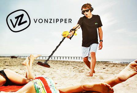Surf VonZipper, http://bit.ly/PqgPN6 for the first time on Seshday! Jump on it.