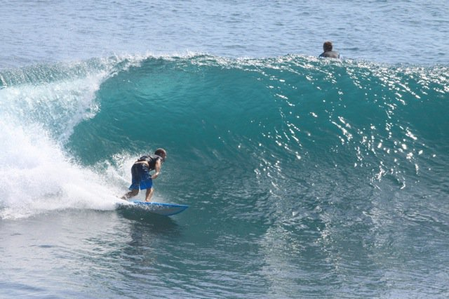 Surf Bali Seshday July 2010