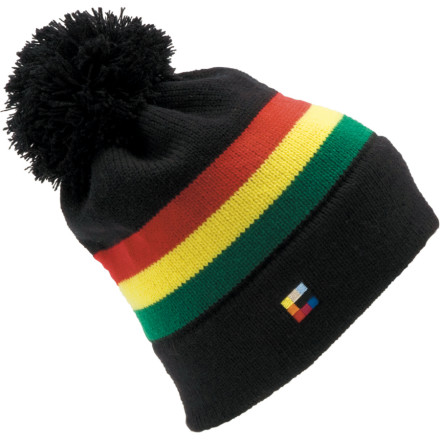 Entertainment The Coal Freezin Beanie gives you vintage 80s look you want without the thrift store cat piss smell you dont. Coal made this modern homage to old-school style out of fine acrylic for a soft feel and topped it off with a pimpin pom-pom. - $19.95
