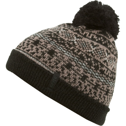 When the mercury plummets, whip the Ignite Fair Isle Pom Beanie out of your pocket, plant it on the cranium and stay toasty. - $9.58