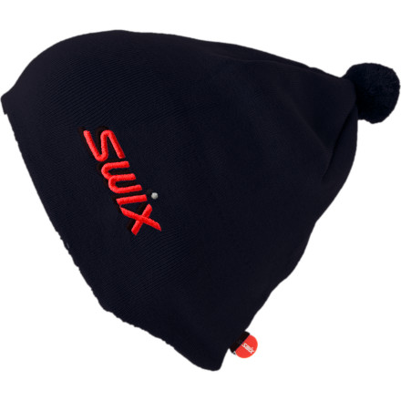 Ski Rock traditional Scandinavian style and comfort this winter with the Swix Classic Beanie. This timeless top will insulate your noggin from the winter chill and won't cause you to overheat during your big race. - $17.37