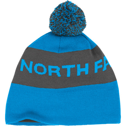 Pull on The North Face Throwback Beanie, grab your old photo albums and a packet of tissues, and curl up with some nostalgia. The micro feece lining wraps your noggin' in a tiny hug while you look back on the years. - $17.97