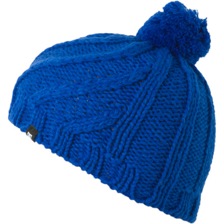 Hunting When you promised your parents youd stay a virgin until your wedding night, you sincerely intended to keep your promise. Luckily, youre very good and finding loop holes. Throw on your DC Buck Pom beanie, grab your guy, get into position, and then dont move an inch. - $9.60