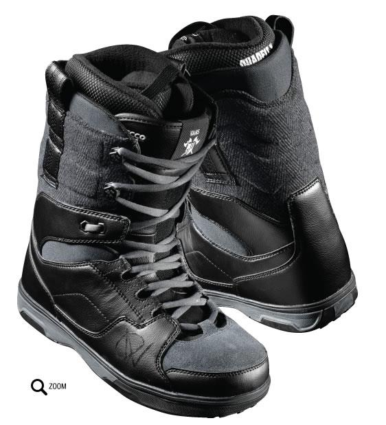 Snowboard Vans Men's Snow Boot: Andreas Wiig - Find a store: http://ht.ly/fK91q