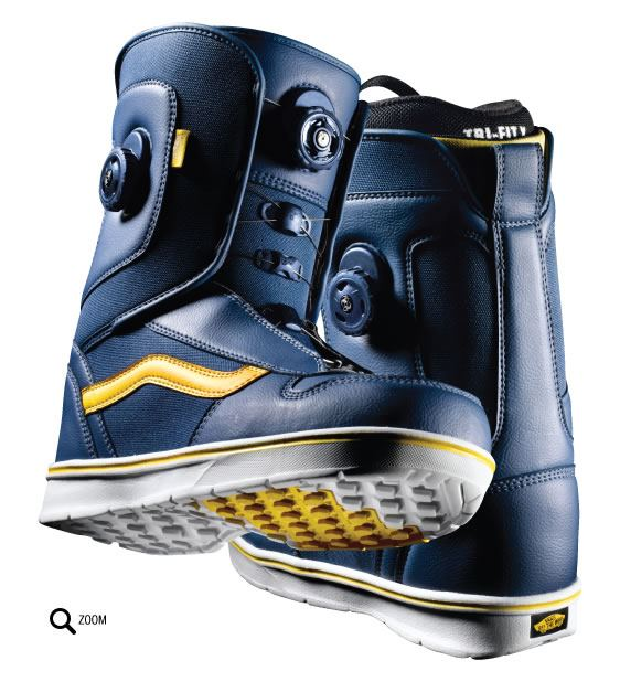 Snowboard Vans Men's Snow Boot: Aura - Find a store: http://ht.ly/fK91q