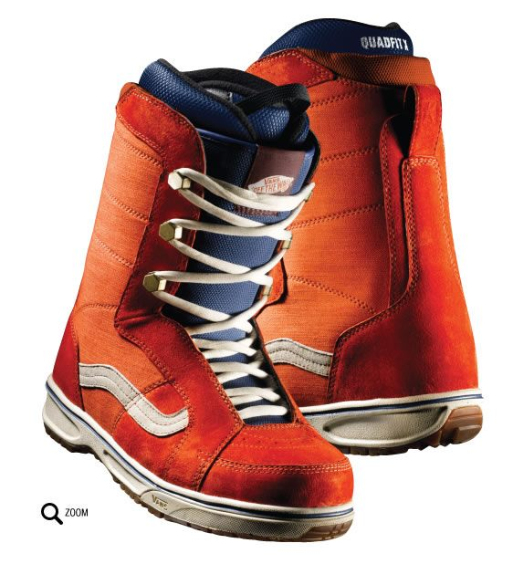 Snowboard Vans Men's Snow Boot: V-66 - Find a store: http://ht.ly/fK91q