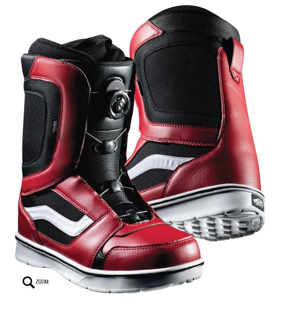 Entertainment Vans Men's Snow Boot: Encore - Find a store: http://ht.ly/fK91q
