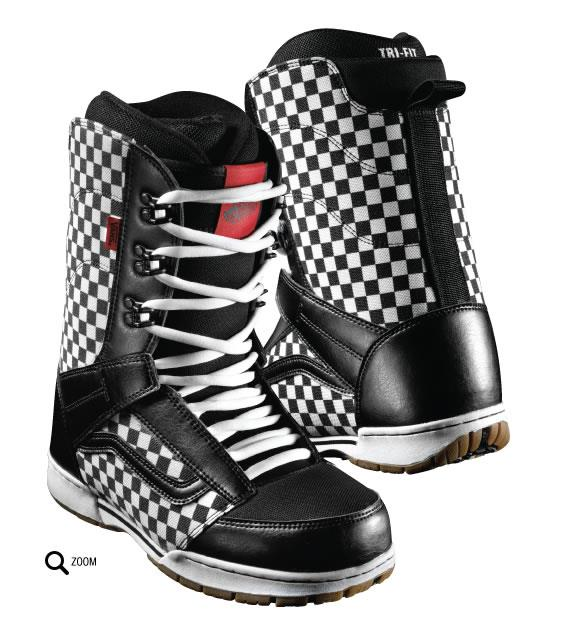 Snowboard Vans Men's Snow Boot: Mantra - Find a store: http://ht.ly/fK91q