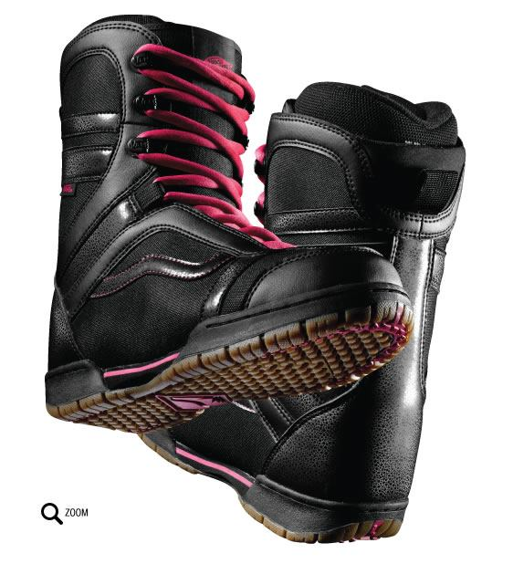 Snowboard Vans Women's Snow Boot: Mantra - Find a store: http://ht.ly/fK91q