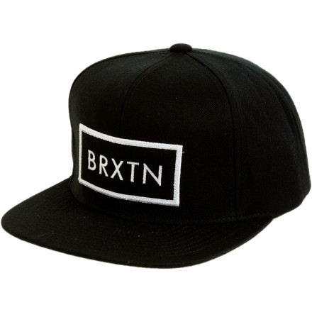 Pull the Brixton Rift Hat low over your face to avoid eye contact with your elderly neighbor across the hall. You don't normally get so nasty on the dancefloor with octogenarians, but heyit was a hell of a party last night. - $13.98