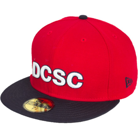 Falls are inevitable for a skateboarder, so cover up your crusty, blood-soaked locks with the DC Contusion Hat and get on with nailing that back shift to smith. - $16.00