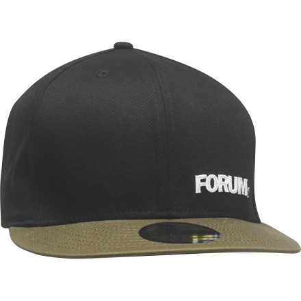 Sports If you can't find your new Forum We Live Baseball Hat there's a strong chance that it's hiding from you after what you did to that stuffed animal after your last keg stand the night before. - $20.97