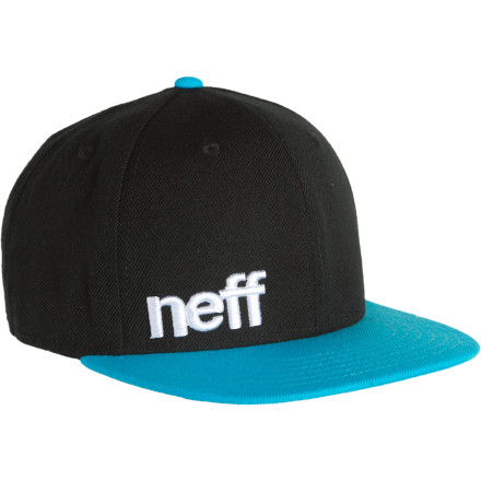 Skateboard The Neff Daily Hat definitely boosts your swagger capacity, but hopefully not so much that you dislocate a hip. - $21.95