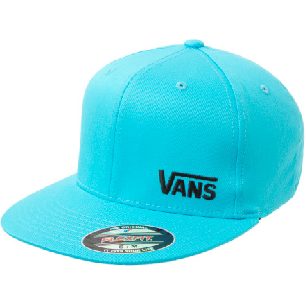 Skateboard Sometimes less is more. With the Vans Splitz Hat you can keep your look simple and sweet, and let your bros make the loud statements. Plus, hot chick dig the quiet, mysterious guy. - $24.95
