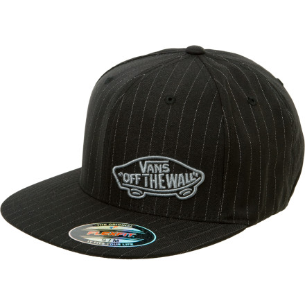 Skateboard Grab your Vans Suiting Style Hat, and head to your job interview looking debonair. Nobody's dumb enough to think you're wearing a suit, but you wouldn't want the job if that was required, anyway. - $24.95
