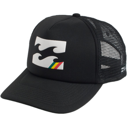 Surf Whether or not you have time to surf, you still slip on the Billabong Amped Trucker Hat and head out to the beach to see what your break looks like that day. - $19.45