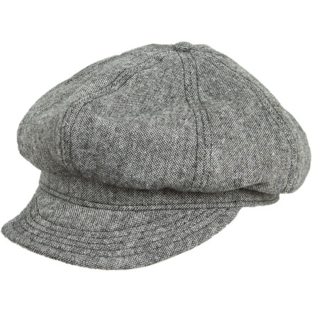 Pull on the Brixton Spoke Hat, hop on your bike, and pedal down to the local pub. - $14.98