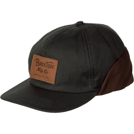 You probably won't be able to start any fires with the Brixton Flint Hatunless they're fires in somebody's pants. - $22.77