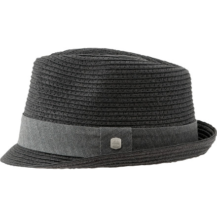 Entertainment On stifling hot summer days, the Coal Considered Layne Fedora brings old school style to your beach sessions. Woven paper keeps your noggin from overheating while you crack a few cold ones and dig your toes in the sand, and the reinvented fedora cut dials in a super-chic look, or at least that's what they tell us in France. - $22.48