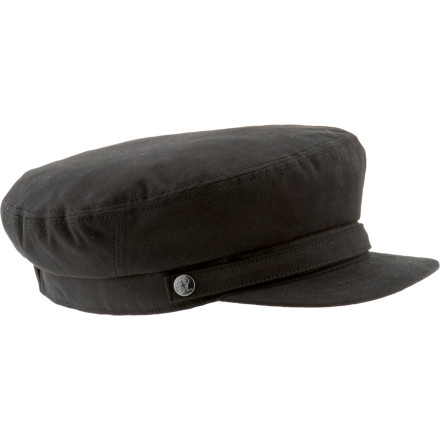 If you're the type who pulls swordfish out of the Aegean by day and then spends well-earned currency on ladies at the bar by night, then the Coal Considered McNeil Hat is your new best friend. This versatile style can fit in everywhere from university revolutions, milk bars, and especially seedy harbor bars. - $24.47