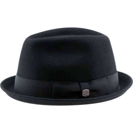 Put on your Coal Considered Camden Fedora and saunter up to blow away all the karaoke competition. - $43.96