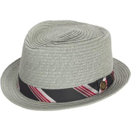 The Goorin Brothers Uncle Sam Fedora wants YOU...to wear it every day. - $51.95