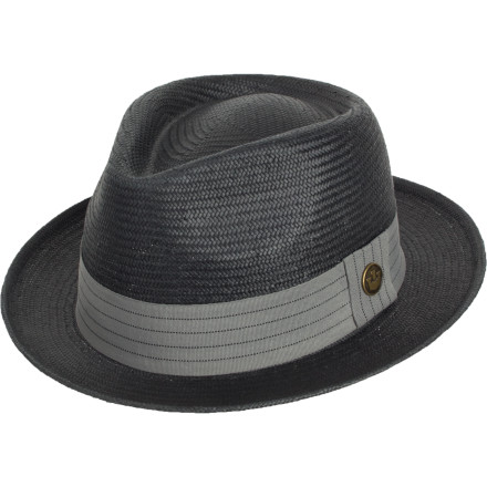 Pull on the Goorin Brothers Snare Fedora, head down to the local watering hole, and attempt to trap the elusive wild beaver. - $49.95