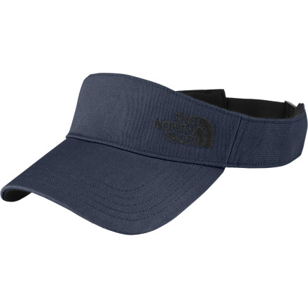 Camp and Hike If you're out for a quick spring ride or hike, cover your noggin with The North Face Organic Cotton Logo Visor. Eco-conscious, it will have the Aspen branches gently petting you instead of swatting your face while you adventure through the trees. - $24.95