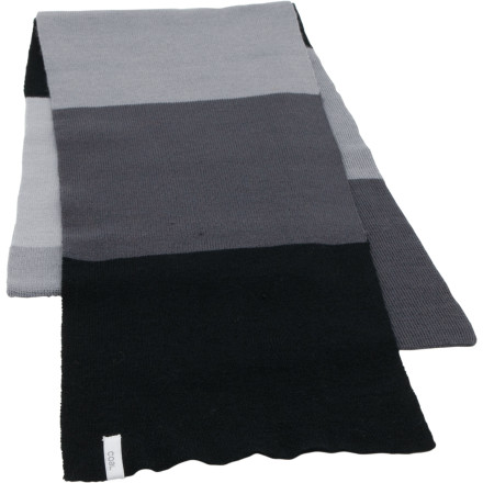 Entertainment Show some love to the area that holds your head to your body with the finely knit Coal Dylan Scarf. Although the Dylan isn't the thickest scarf on the block, it packs a toasty warm punch equivalent to lighting your arm on fire before delivering a devastating haymaker upper-cut to your sleeping roommate. - $20.97
