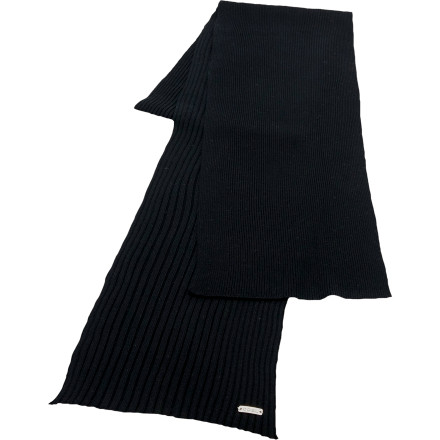The Coal Considered Mason Scarf is like a finely aged cheese. Except it isn't smelly. And it doesn't get sweaty in the sun. Plus you can't eat it. So it's actually more like a soft scarf. - $38.97