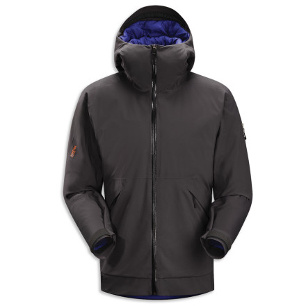 Ski Stay warm and bone-dry while you search for the best pow stashes on snow days. The Arc'teryx Men's Micon Jacket combines Gore-Tex Pro Shell 3L construction with CoreLoft insulation for comfortable protection when winter storms rage. - $599.21