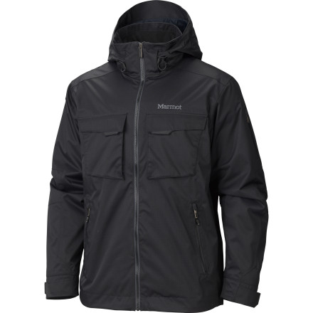 Ski Marmot could have named this jacket after you, but decided to stick with how you ski instead. The Men's Hard Charger Jacket provides the waterproof and breathable performance you require for a big day of ripping turns. Plus, the Angel-Wing Movement gives you the necessary range of motion to huck huge spread-eagles. - $178.72