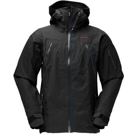 Ski Norr 1/2na combines two of the best fabrics for backcountry apparel into one softshell to keep nature off your back while letting your body regulate its temperature naturally. - $274.45