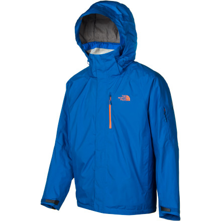 Ski When you're equipped with The North Face Men's Kapwall Jacket, there's no reason to sit in the lodge on a storm day. Thanks to its waterproof breathable Gore-Tex Performance Shell and underarm vents, the Summit Series Kapwall lives for wicked-deep powder days. - $244.27