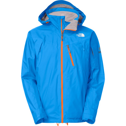 Ski The North Face Men's Terkko Jacket gives the protection, versatility, and flexibility you need to send it down an untouched chute or crush your arch-nemesis in the annual Chinese Downhill race. Waterproof, windproof, and breathable Gore-Tex Performance Shell fabric and fully taped seams stand up to anything Father Winter throws your way. Based on years of athlete feedback and experience, the Terkko also supplies you with all necessary essentials and an clean updated style. - $159.98