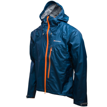 Designed to cover the gamut of weather in the mountains the lightweight, packable Montane Air Jacket has your back covered regardless of what the sky is doing. eVent fabric uses Dry System Technology to reduce interior clamminess. - $235.92