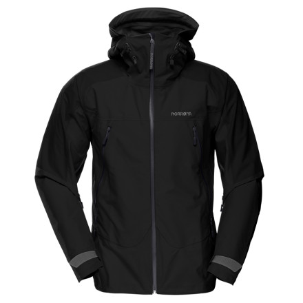 By looking at the Falketind Gore-Tex Pro Shell from Norr''na, one could easily determine that the weather in Norway can get awfully serious at any moment. This lightweight shell protects you from moisture and wind when you're on route and the weather picks up. - $548.90