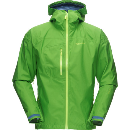 You've never limited yourself to just one adventure sport or one season, and the Norrna Bitihorn Gore-Tex Active Shell Jacket embodies the spirit of multi-functionality. Finally, a go-to jacket that helps you transition seamlessly from alpine climbs to summer hikes and back to fall bike trips. Expect plenty of 'thank yous' from your pack and your back as you coast through miles, squalls, and sends under the full protection of an intuitive and weather-ready design. - $351.12