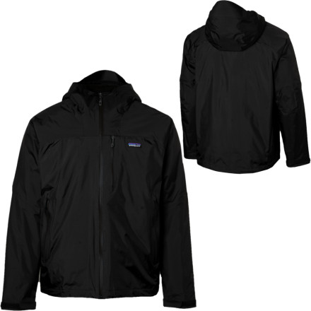 Ski With the breathable Patagonia Mens Nano Storm Jacket, you wont fall victim to the cold weather when youre chasing some hot skier chick around the mountain. - $213.85