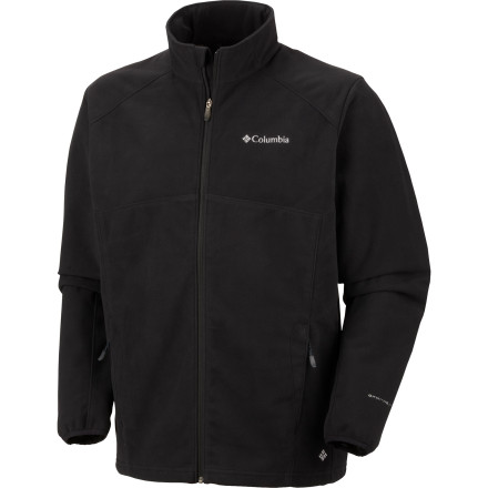 Say goodbye to your old friends, cold and wind, because the Columbia Men's Strata D Fleece Jacket is here to annihilate both. - $90.72