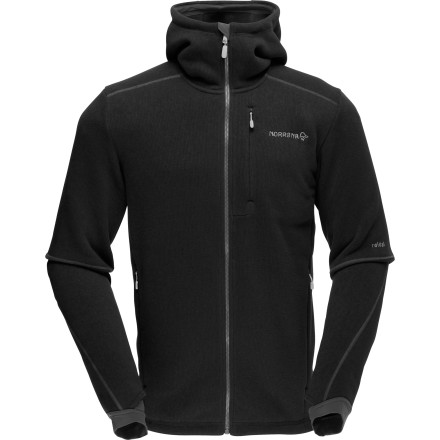 Ski Whether you use the Norrna Men's Rldal Warm3 Fleece Jacket beneath your ski shell as a mid-layer or wear it while you bar-hop around town, this 300-weight jacket ensures a cozy ride. Equipped with Polartec Thermal Pro fleece, the Rldal keeps your core comfortable without the added bulk of puffy jackets so you're able to easily layer the Rldal underneath your mountaineering jacket. - $218.90